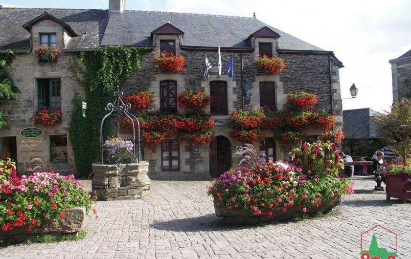 Location de vacances - Gîte à Guer - ROCHEFORT EN TERRE ÉLU PLUS BEAUX VILLAGE 2016