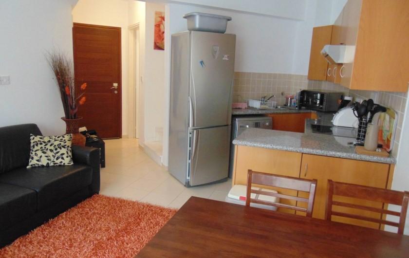 Location de vacances - Villa à Paphos - La cuisine bien equipee