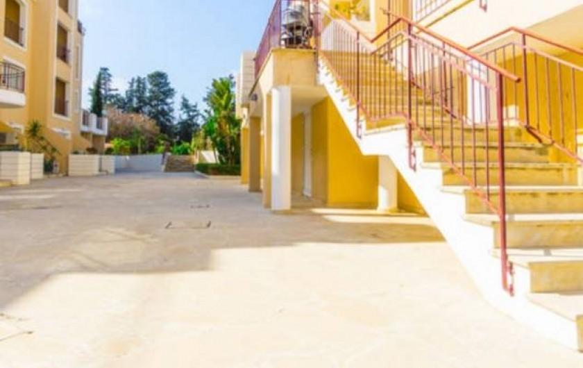 Location de vacances - Villa à Paphos - Le territoire de complex