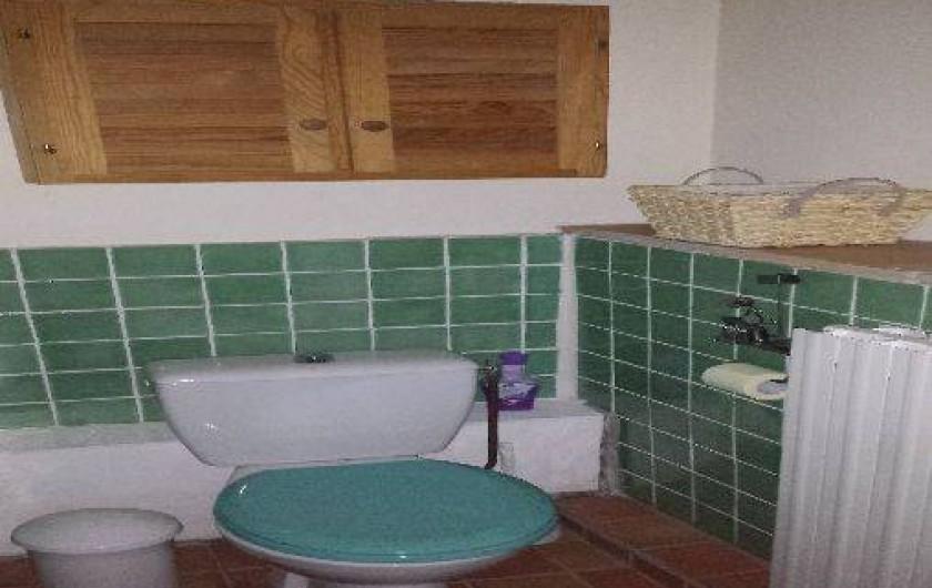 Location de vacances - Maison - Villa à Bauduen