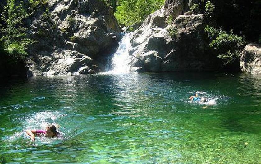 Location de vacances - Villa à Vizzavona