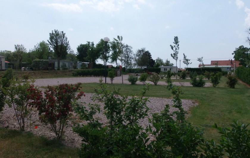 Location de vacances - Bungalow - Mobilhome à Oye-Plage - emplacement