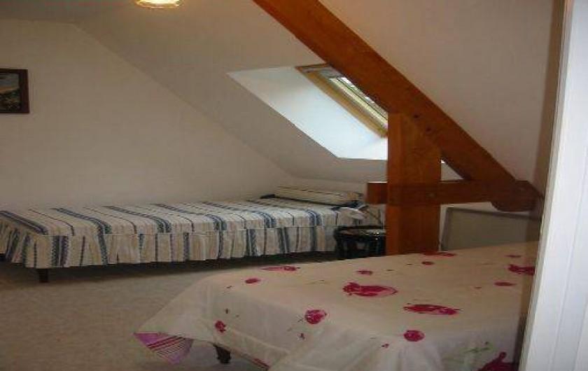 Location de vacances - Gîte à Gonneville-sur-Mer