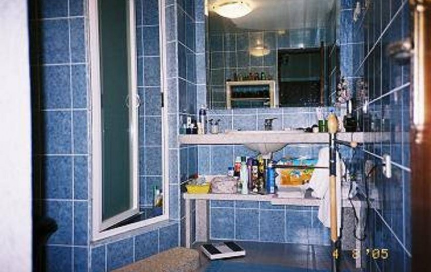 Location de vacances - Villa à Cepães - salle bain 1