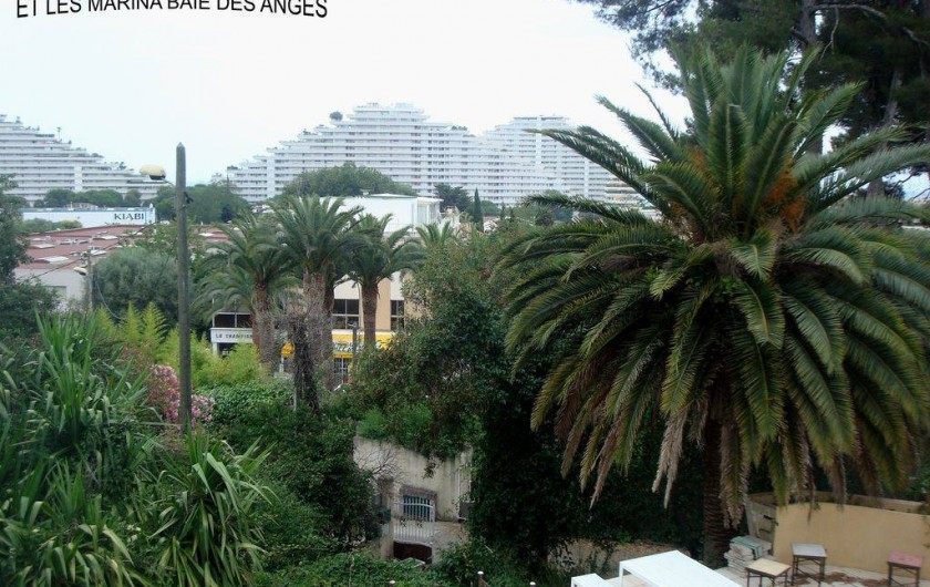 Location de vacances - Appartement à Villeneuve-Loubet