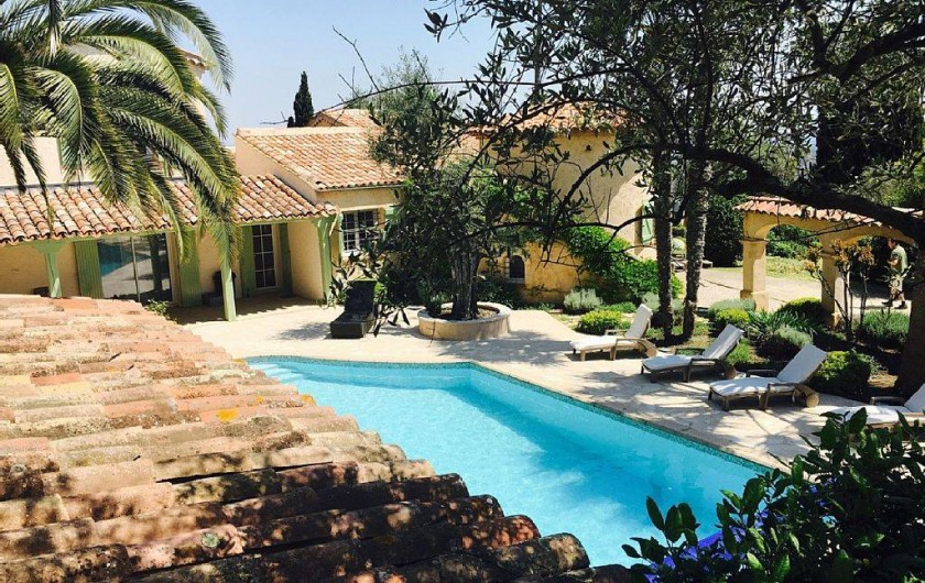 Location de vacances - Villa à Le Tignet