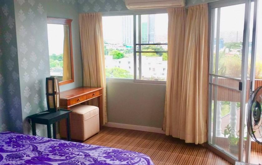 Location de vacances - Appartement à Jomtien