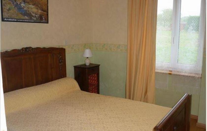 Location de vacances - Appartement à Étables - chambre 1