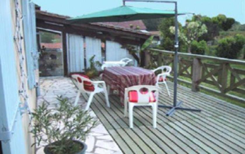 Location de vacances - Gîte à Mauzac-et-Grand-Castang