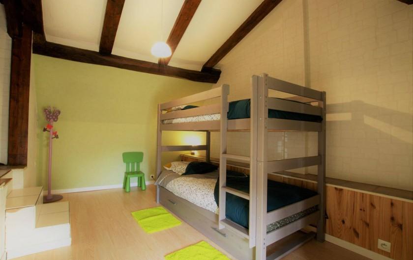 Location de vacances - Gîte à Neuville-sur-Vanne - CHAMBRE 2