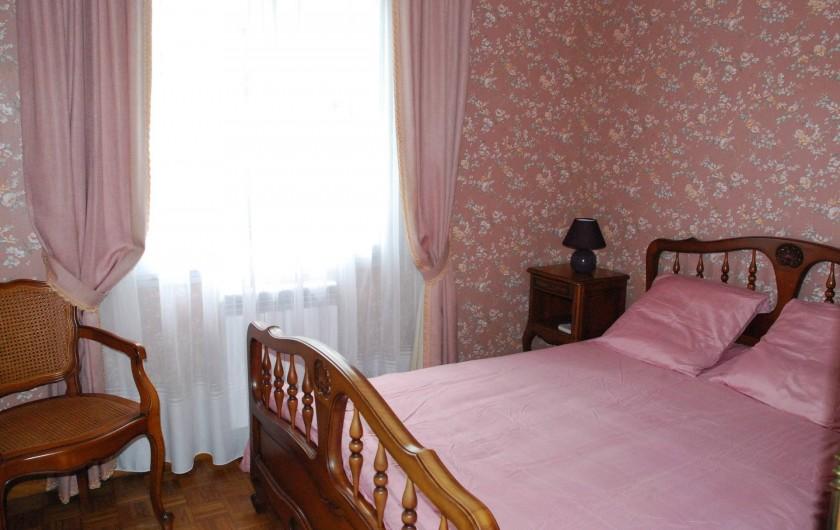 Location de vacances - Villa à Névez - Chambre lit 2 places