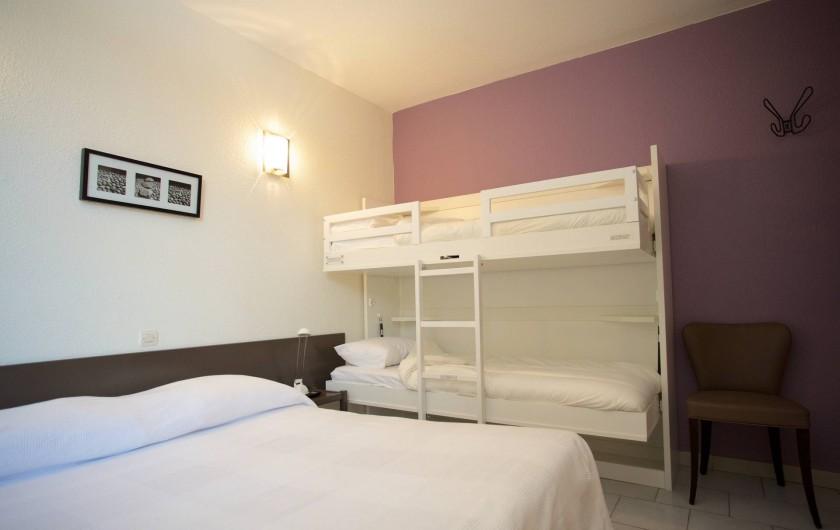 Location de vacances - Hôtel - Auberge à Saint-Jean-du-Gard - Chambre familiale