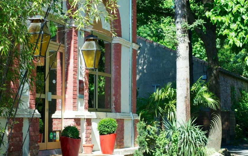 Location de vacances - Hôtel - Auberge à Saint-Jean-du-Gard - Votre arrivée