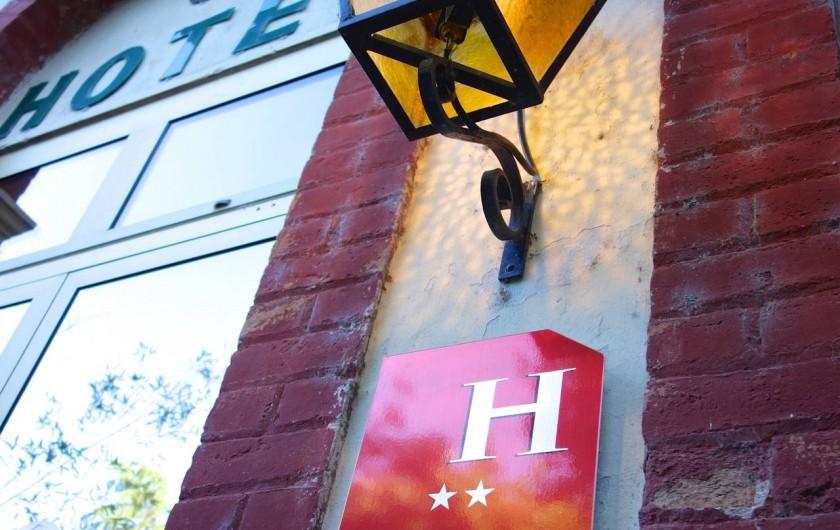 Location de vacances - Hôtel - Auberge à Saint-Jean-du-Gard - Votre hôtel