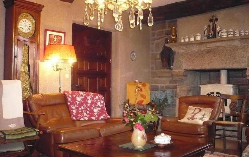 Location de vacances - Chambre d'hôtes à Saint-Urbain