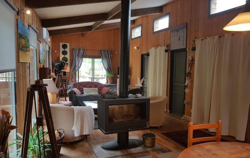 Location de vacances - Villa à Coly
