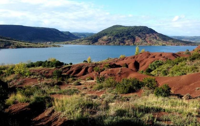 Location de vacances - Villa à Le Puech - Lac du Salagou 3 km de la villa.