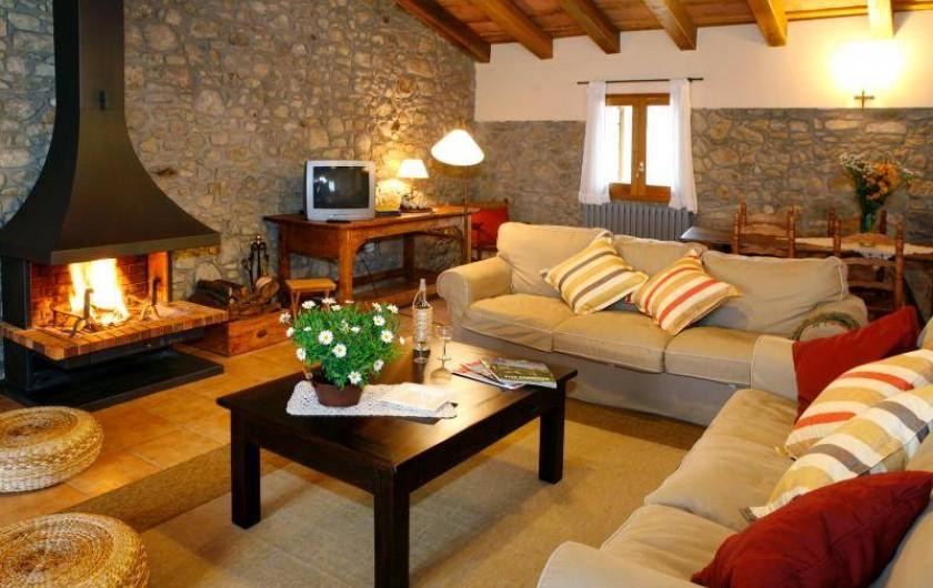 Location de vacances - Maison - Villa à Sant Miquel de Campmajor - La Canova