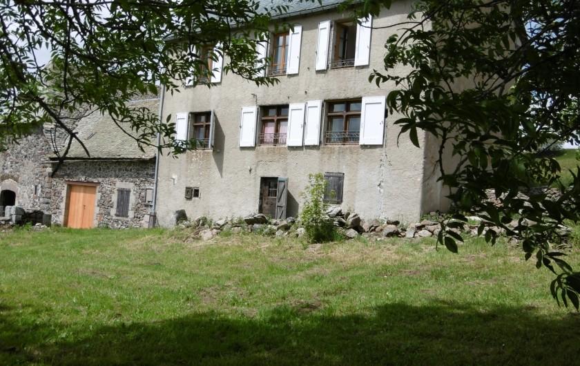 Location de vacances - Gîte à Saint-Chély-d'Aubrac
