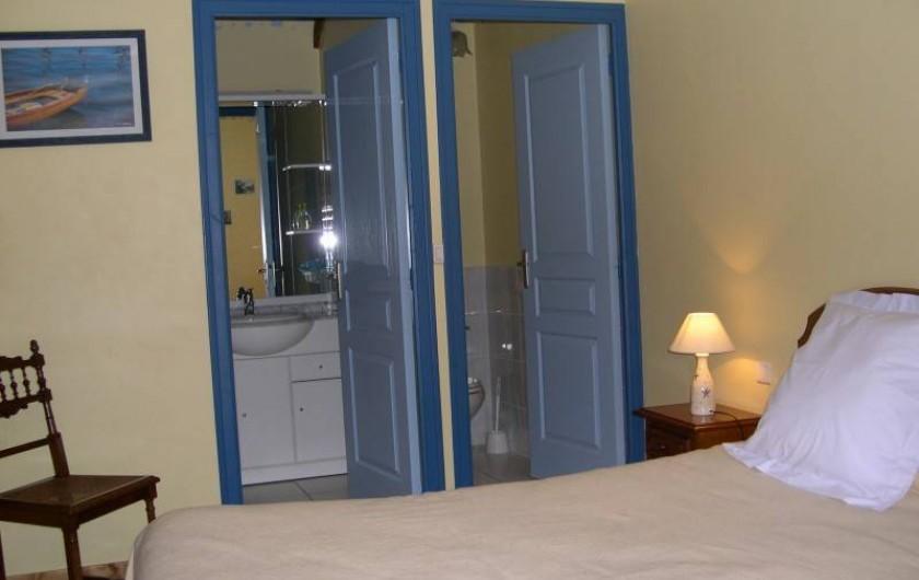 Location de vacances - Gîte à Dinan - Bernache