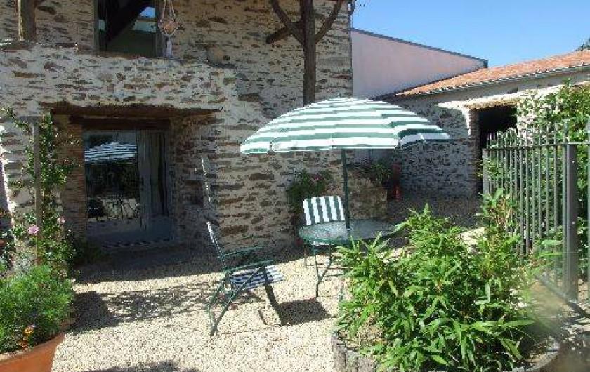 Location de vacances - Gîte à Monnières