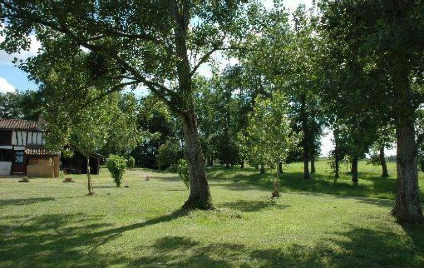 Location de vacances - Gîte à Parleboscq