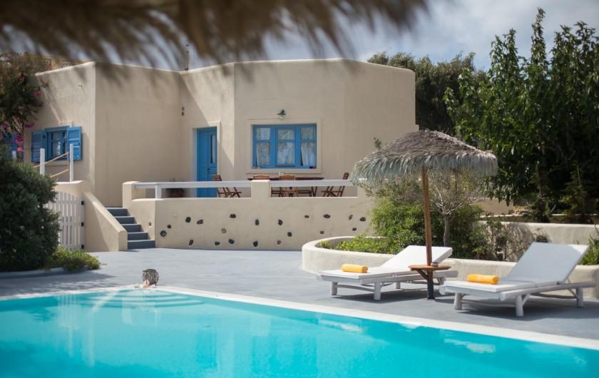 Location de vacances - Villa à Thera
