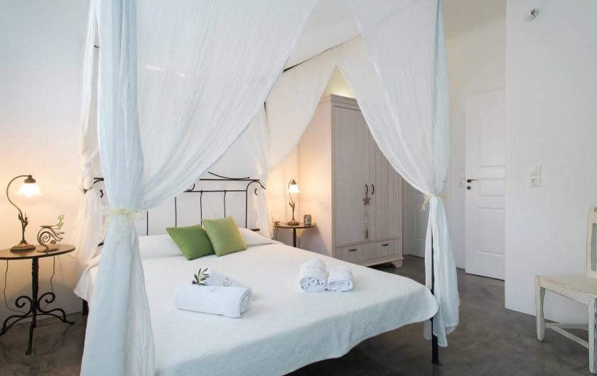 Location de vacances - Villa à Thera - Chambre 2