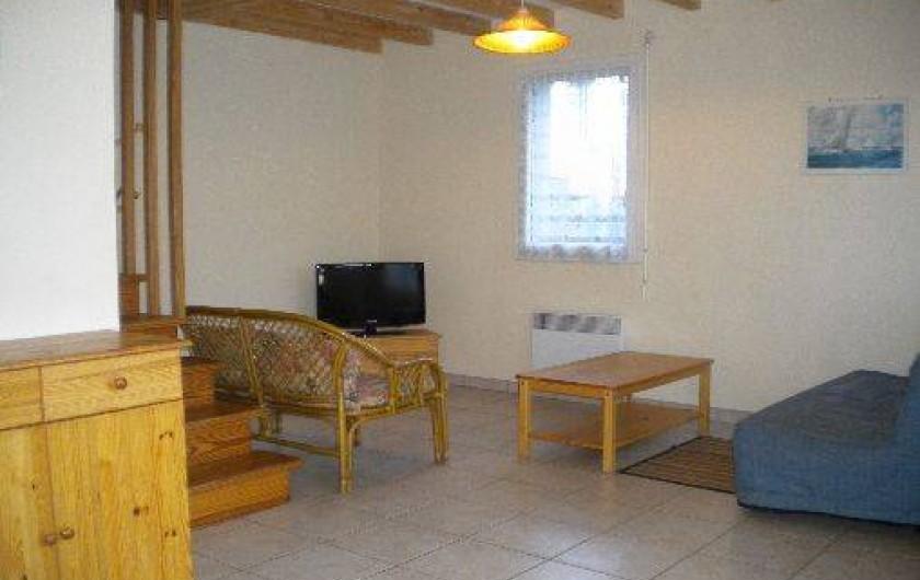 Location de vacances - Villa à Hauteville-sur-Mer