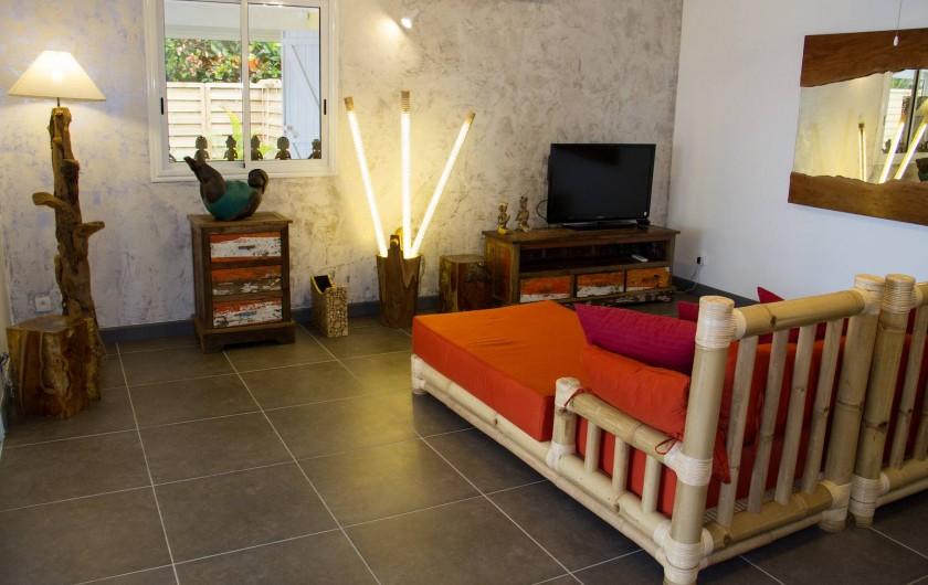 Location de vacances - Villa à Le Diamant - Mobilier d'exception
