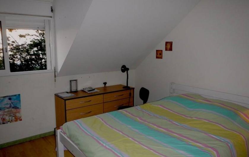 Location de vacances - Villa à Saint-Paul - Chambre étage