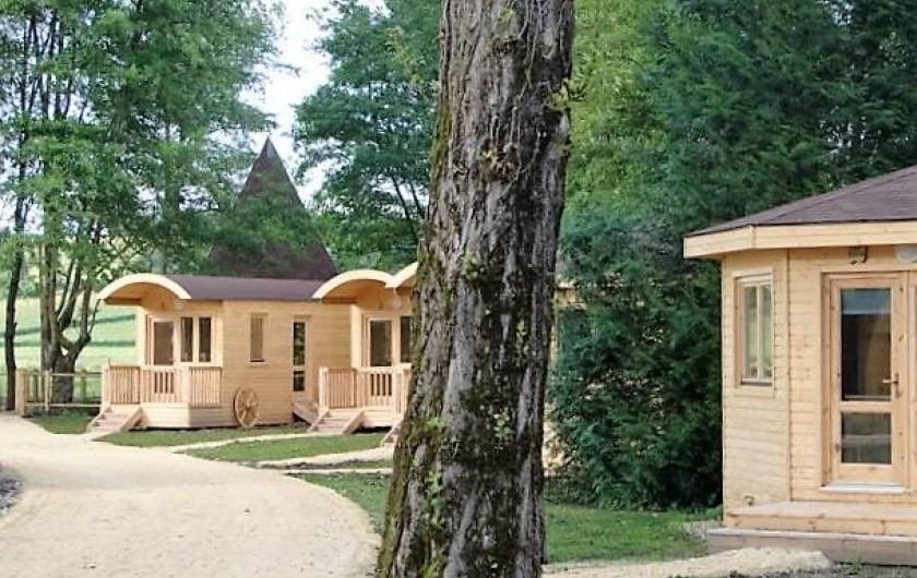 Location de vacances - Insolite à Champvert