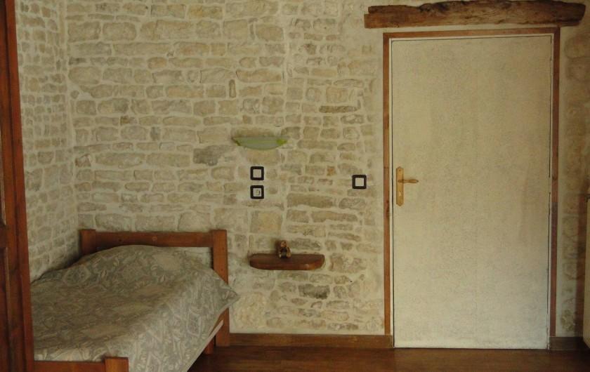 Location de vacances - Chambre d'hôtes à Andilly - L'accès direct à la cuisine partagée