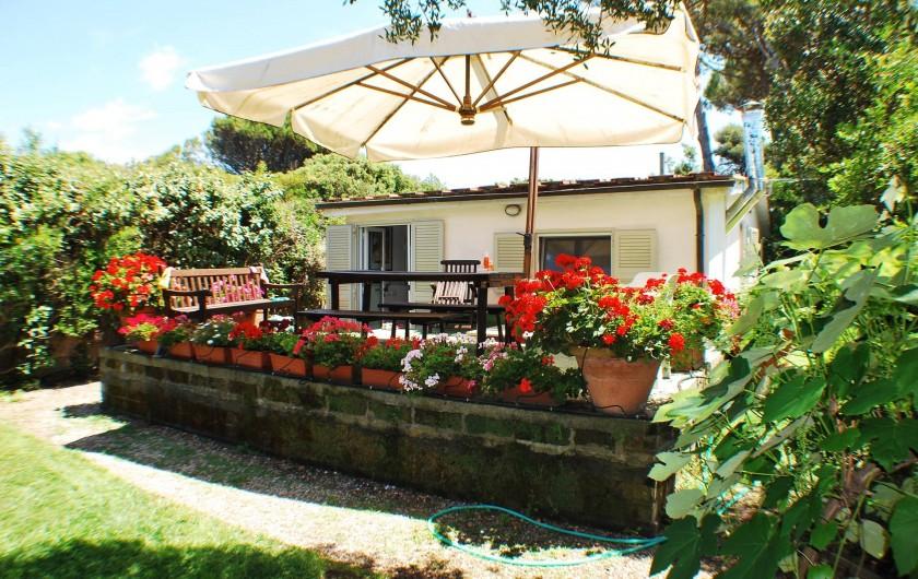 Location de vacances - Villa à Albinia - Veranda