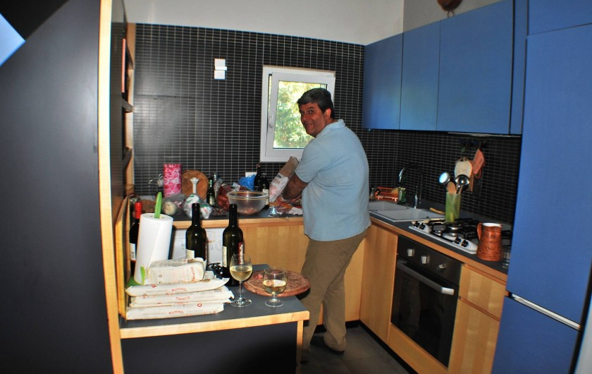 Location de vacances - Villa à Albinia - Coin -cuisine
