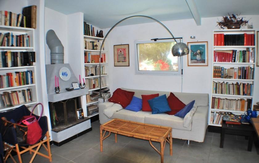 Location de vacances - Villa à Albinia - salon