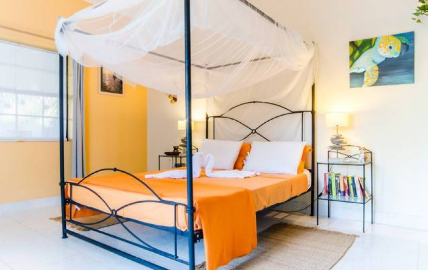 Location de vacances - Bungalow - Mobilhome à Santa Catharina - separate room honeymoon