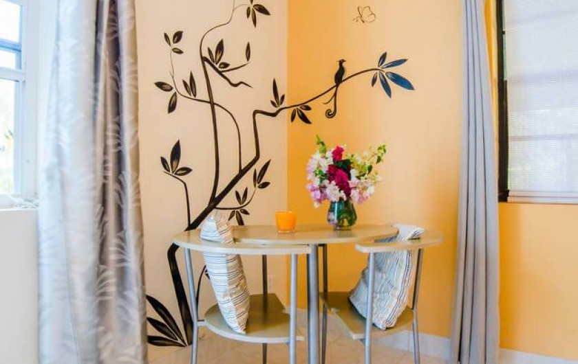 Location de vacances - Bungalow - Mobilhome à Santa Catharina - honeymoon room