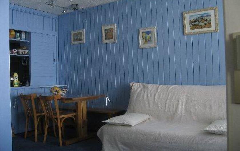 Location de vacances - Studio à Les Menuires