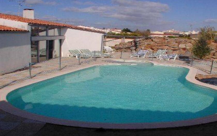 Location de vacances - Maison - Villa à Le Château-d'Olonne