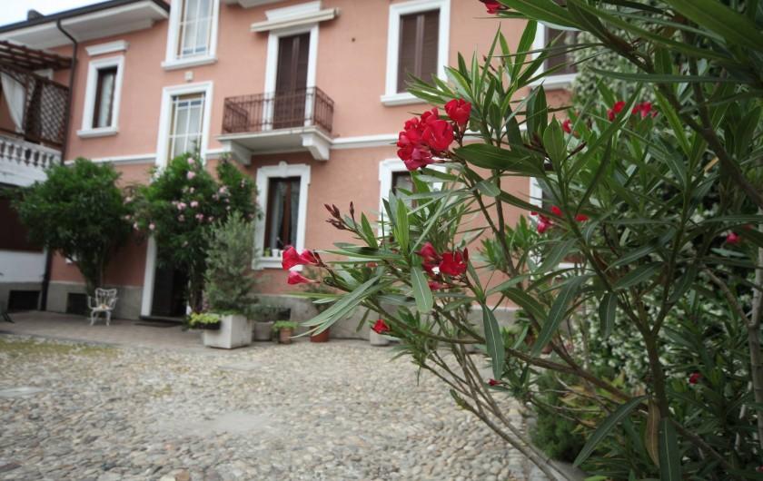 Location de vacances - Chambre d'hôtes à Novate Milanese - La maison