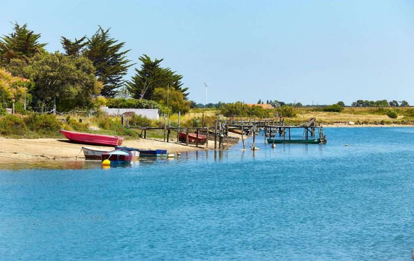 Location de vacances - Gîte à Brem-sur-Mer - la Gachère