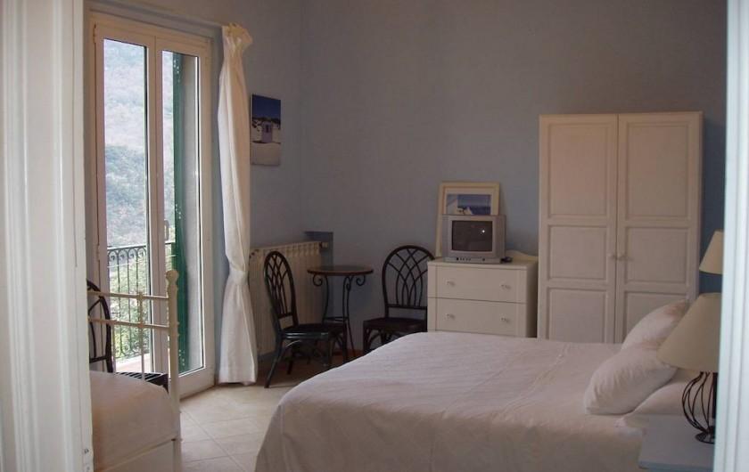 Location de vacances - Chambre d'hôtes à Finale Ligure - Bleue