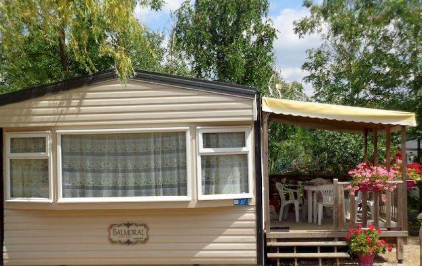 Location de vacances - Bungalow - Mobilhome à Onzain