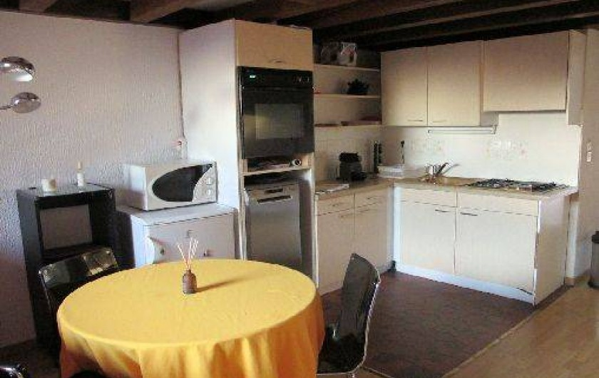 Location de vacances - Appartement à Beaumont