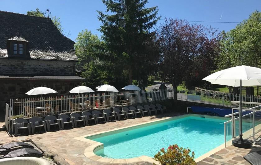 Location de vacances - Camping à Argences-en-Aubrac