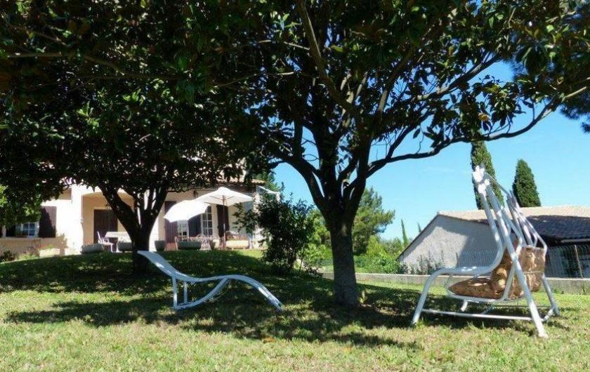 Location de vacances - Chambre d'hôtes à Comps
