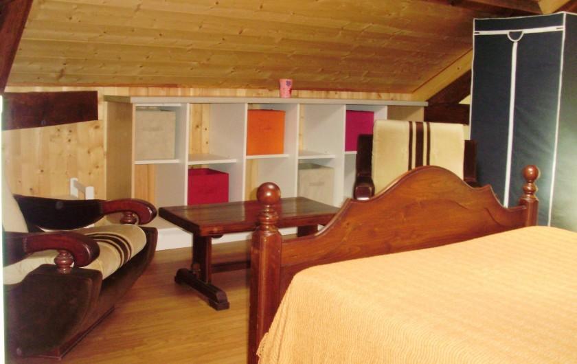 Location de vacances - Maison - Villa à Biscarrosse - chambre 2