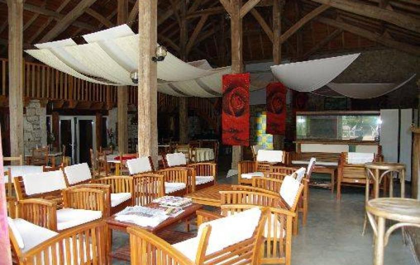 Location de vacances - Camping à Tournon-d'Agenais