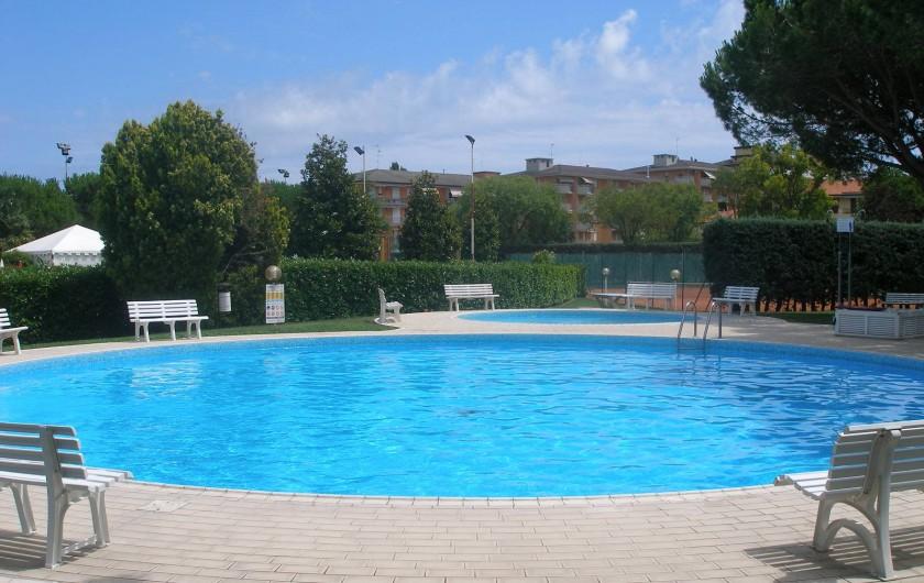 Location de vacances - Maison - Villa à Duna Verde - Piscines
